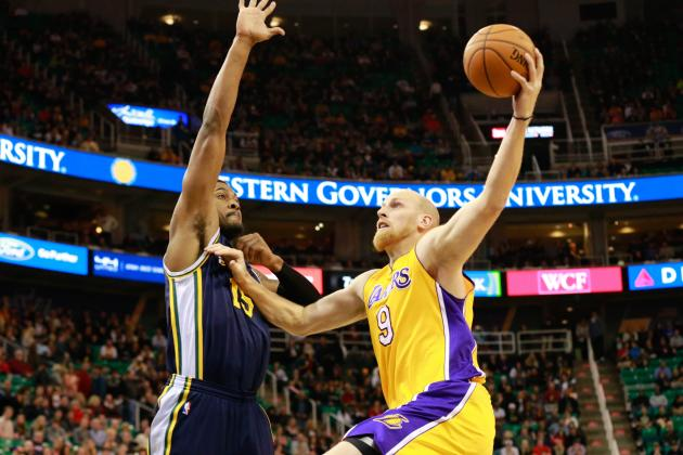 Utah Jazz vs. Los Angeles Lakers: Postgame Grades and Analysis for Lakers