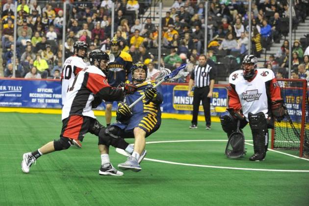 Vancouver Stealth 2014 NLL Preview: New Home, Same Goal