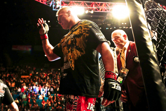 Brock Lesnar Thinking About a UFC Comeback? Some Unsolicited Advice: Don't Do It