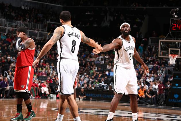 Livingston, Nets Beat Bucks 104-93