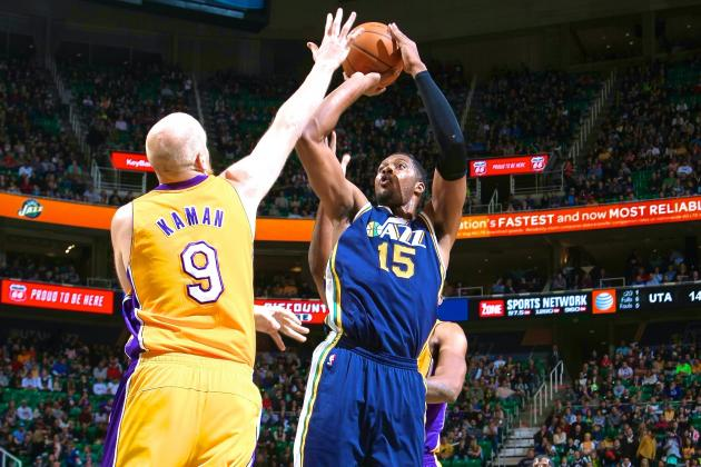 Los Angeles Lakers vs. Utah Jazz: Live Score and Analysis