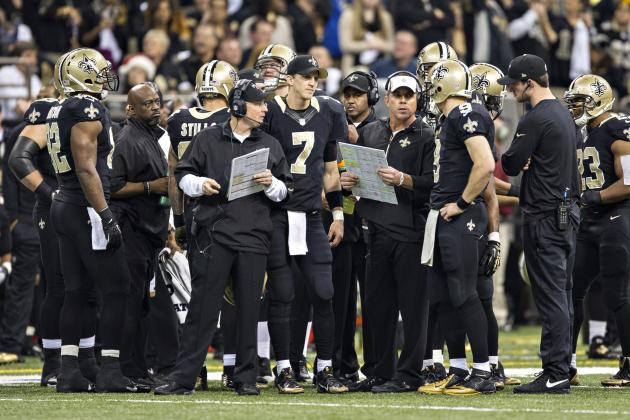 Week 17 Means More Than Win and You're in for the New Orleans Saints