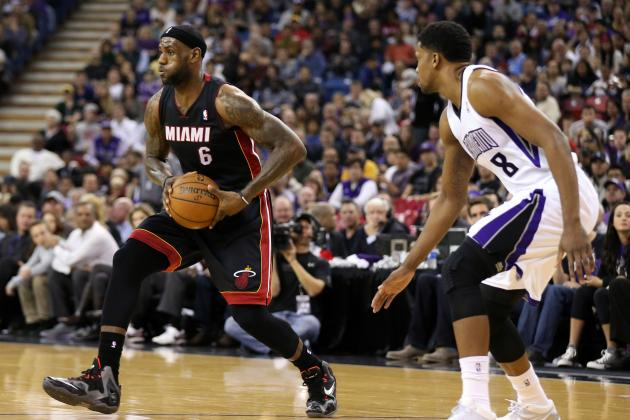 Miami Heat vs. Sacramento Kings: Grading Miami's Performance