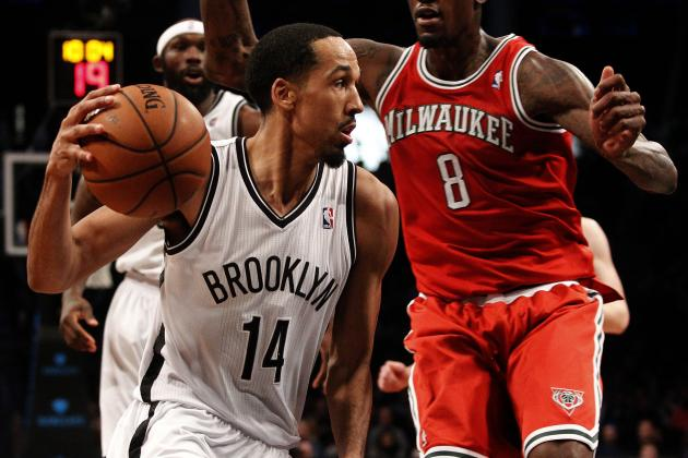 Shaun Livingston, Mirza Teletovic Spearhead Nets Victory