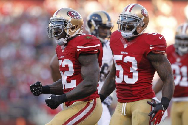 San Francisco 49ers: NaVorro Bowman and Joe Staley Lead Eight Pro Bowlers
