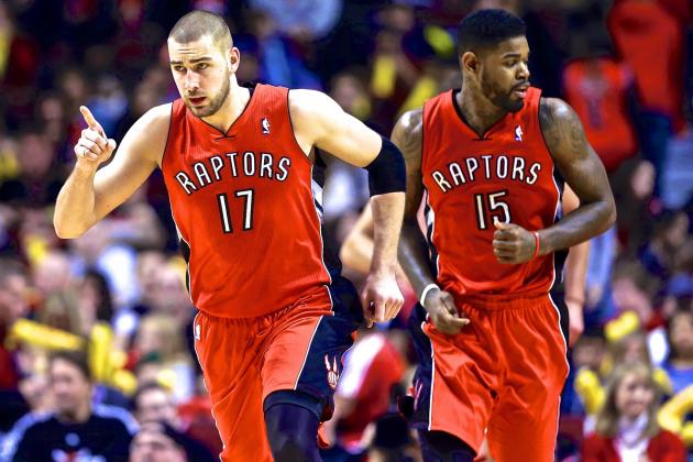 Toronto Raptors Are Flying High but Aiming Low