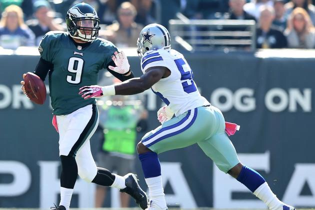 Eagles vs. Cowboys: Predicting Stat Lines for Every Impact Player