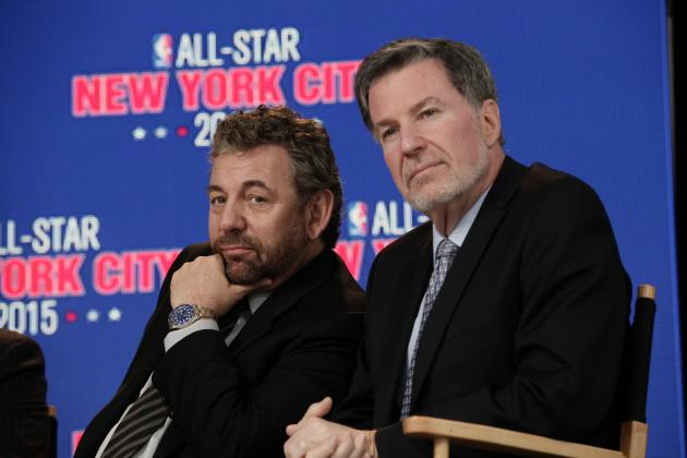 How Could James Dolan Possibly Be Content with 2013-14 NY Knicks?