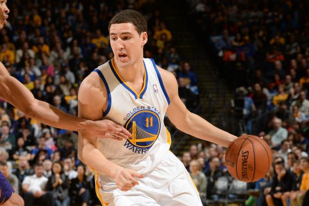 Warriors Show What They Can Do When Curry and Thompson Play Well
