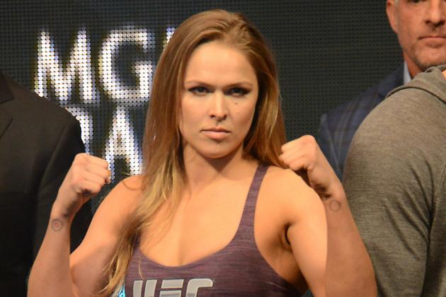 Rousey vs. Tate 2: Keys to Victory for Ronda Rousey