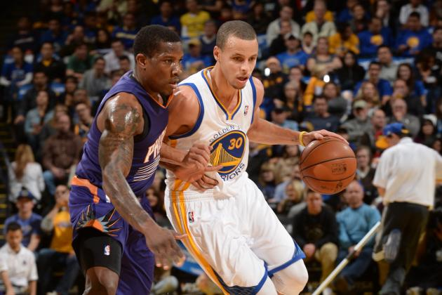 Stephen Curry Records Triple Double in Just 22 Minutes vs. Suns