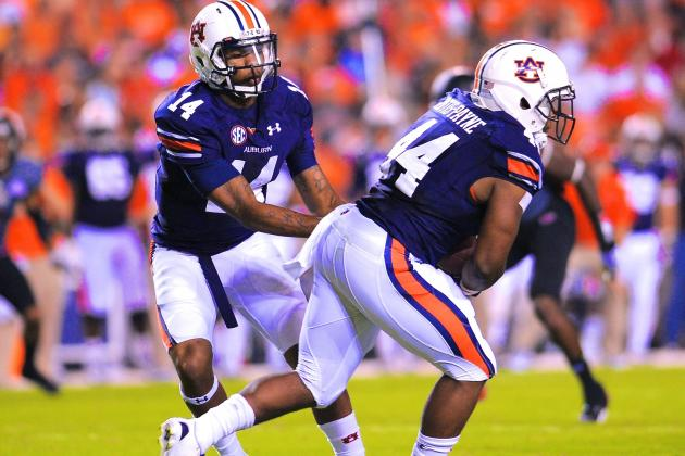 Auburn Football: Nick Marshall Helps Break Down NCAA's Most Dominant Play