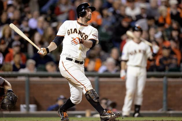 Brandon Belt Set for Huge Season in 2014 Thanks to Major Swing Improvements