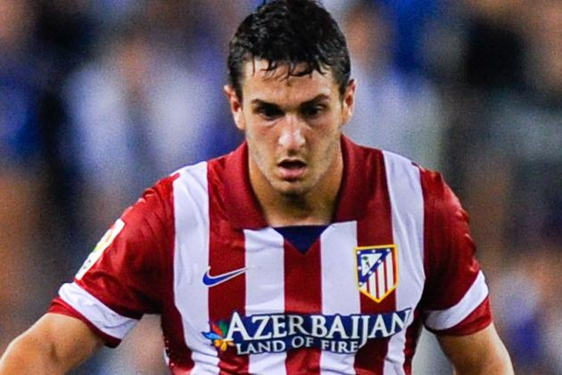 Koke Is the Superstar to Launch New Era at Manchester United