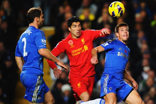 How the Threat of Luis Suarez Could Underline Defensive Frailties at Chelsea