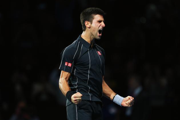 Novak Djokovic vs David Ferrer: Score and Recap from Mubadala Championships 2013