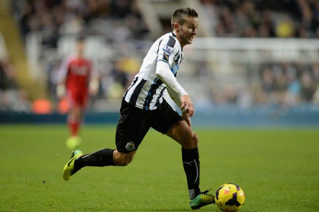 Arsenal Transfer News: Alan Pardew Warns Gunners to Steer Clear of Yohan Cabaye