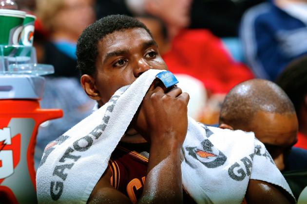 Cleveland Cavaliers' Andrew Bynum Suspended for Conduct Detrimental to Team