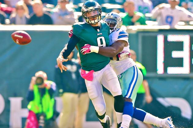 Dallas Shut Down the Eagles Offense Earlier This Season: Can It Happen Again?
