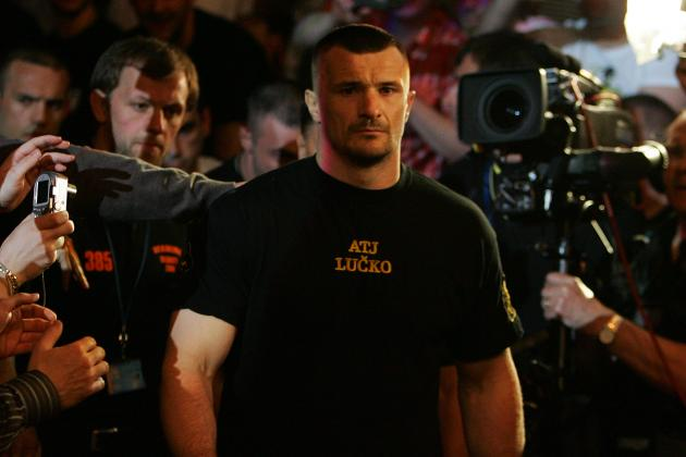 Mirko Cro Cop vs. Remy Bonjasky Set to Headline GLORY 14 in Zagreb in March