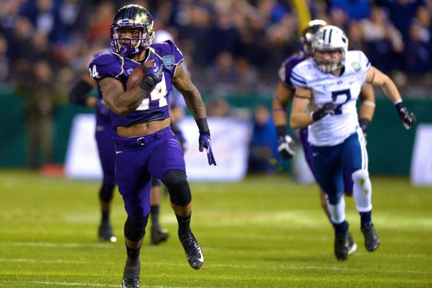 BYU vs. Washington: Score, Grades and Analysis from Fight Hunger Bowl 2013