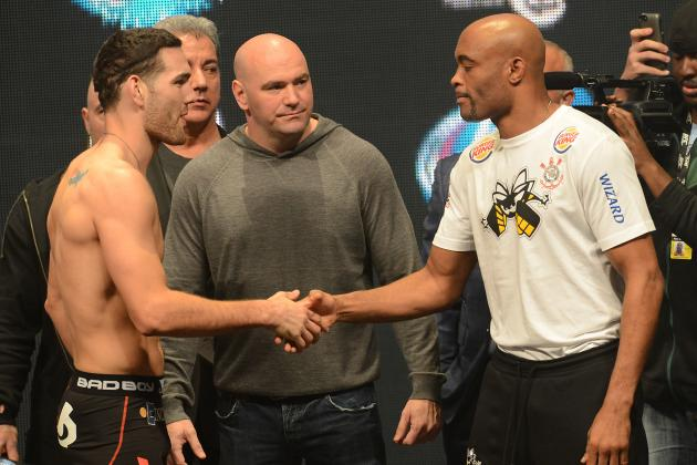 UFC 168 Results: How Main Card Results Could Shape UFC Landscape