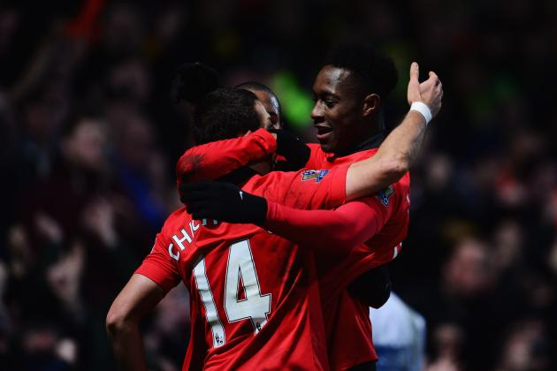 Norwich City vs. Manchester United: Live Player Ratings for the Red Devils