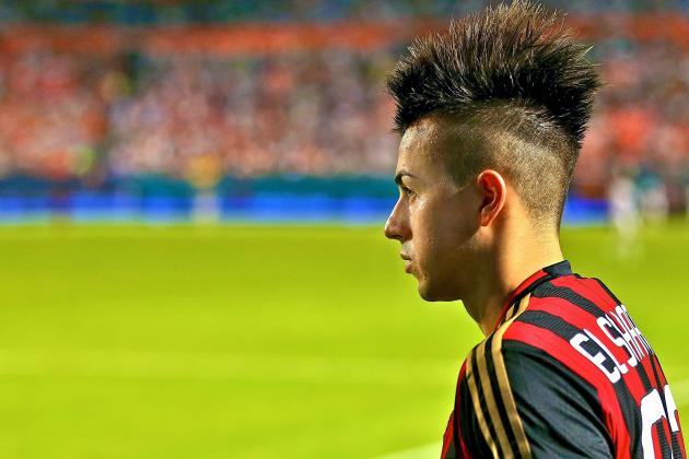 Stephan El Shaarawy Injury: Updates on AC Milan Star's Foot and Return