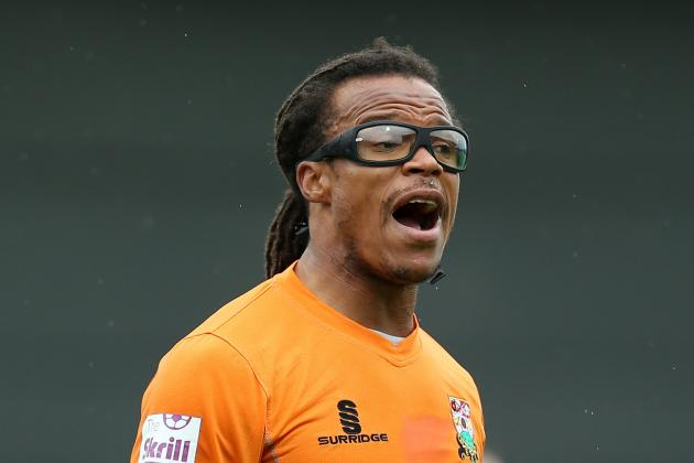Ex-Ajax, Juventus & Spurs Man Edgar Davids to Quit Playing After Latest Red Card
