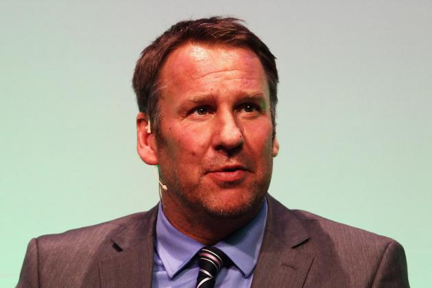 Paul Merson Can Barely Speak as He Analyses Manchester City vs. Crystal Palace