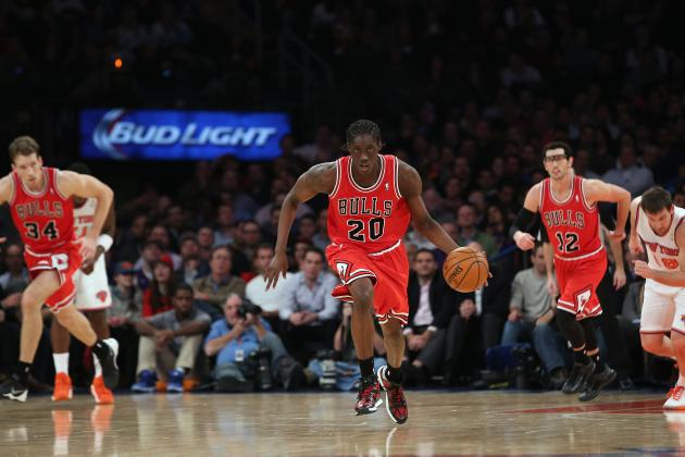 Tony Snell Will Fit Right in with Chicago Bulls