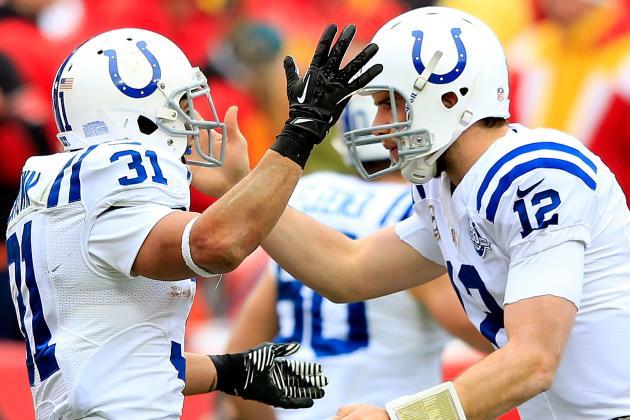 Indianapolis Colts: A Dark Horse Entering NFL Postseason