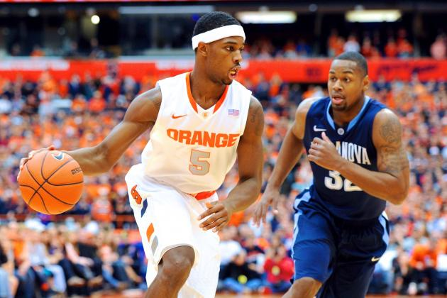 Villanova vs. Syracuse: Live Score, Analysis and Updates