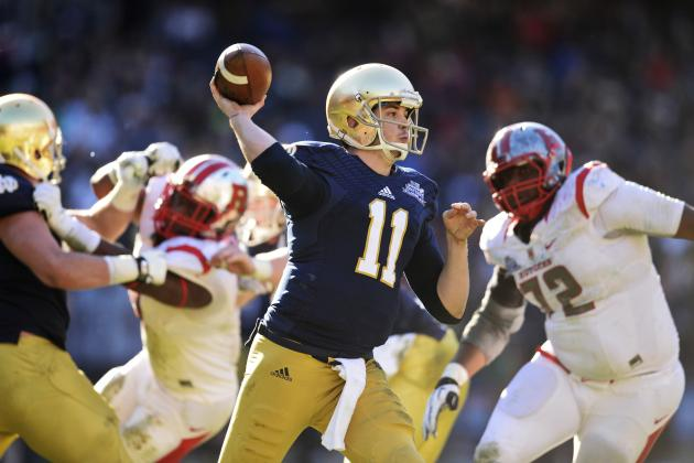 Rutgers vs. Notre Dame: Score, Grades and Analysis from 2013 Pinstripe Bowl