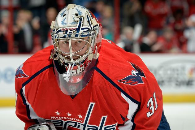 Will Philipp Grubauer Become Washington Capitals' No. 1 Goaltender in 2013-14?