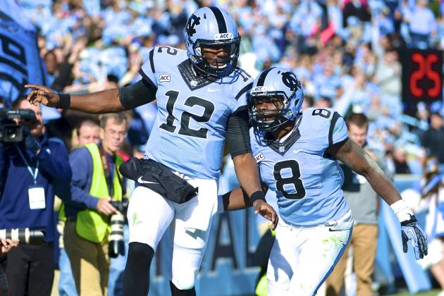 Belk Bowl 2013 Cincinnati vs. North Carolina: Live Score and Highlights