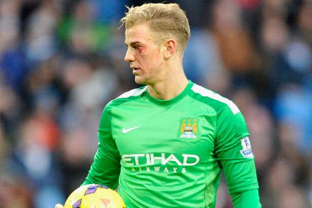 Manuel Pellegrini's Team Selection Nearly Backfires, but Joe Hart Rescues City