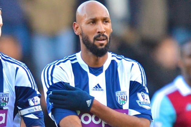Nicolas Anelka Causes Controversy with Gesture After Goal vs. West Ham