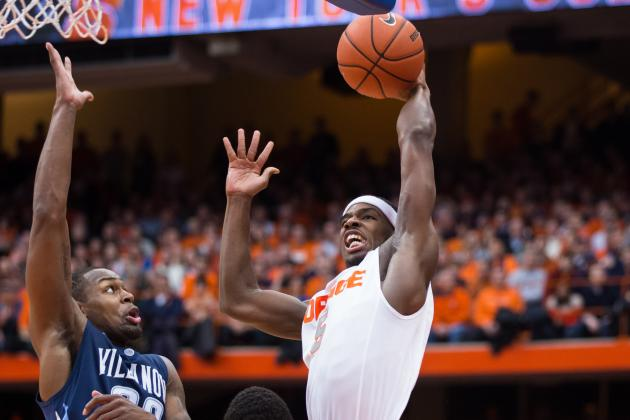 Villanova vs. Syracuse: Score, Grades and Analysis