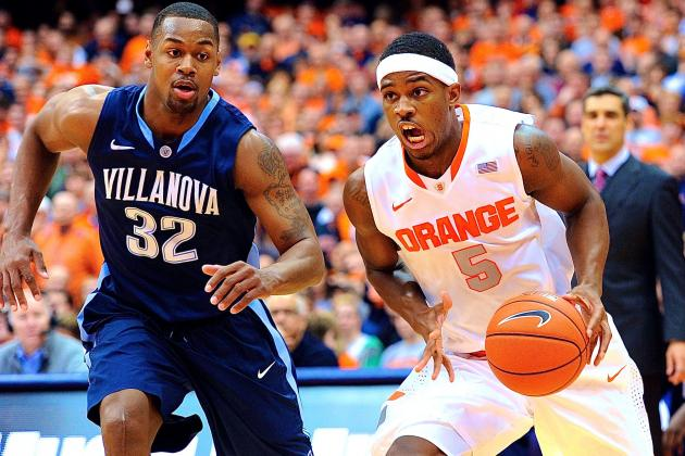 Syracuse the Clear ACC Favorite After Big Win over Villanova