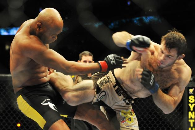 UFC 168 Fight Card: Previewing Saturday Night's Marquee Bouts