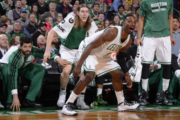 Jeff Green Has a Shooter's Touch