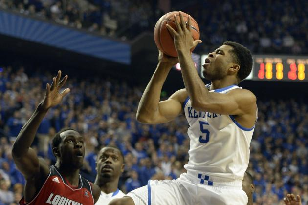 Louisville vs. Kentucky: Live Score, Analysis, Updates
