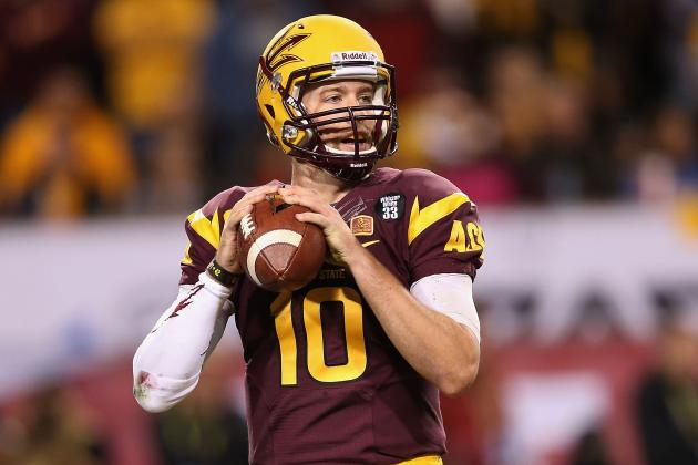 Arizona State vs. Texas Tech: Why Taylor Kelly Will Shred Red Raiders' Defense