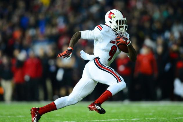 DeVante Parker Injury: Updates on Louisville WR's Ankle and Recovery