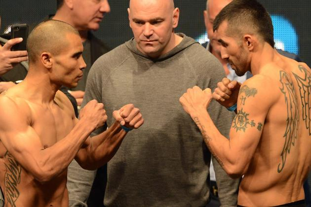 UFC 168: What We Learned from Estevan Payan vs. Robbie Peralta