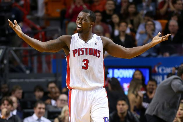 Rodney Stuckey Injury: Updates on Pistons Guard's Shoulder and Return