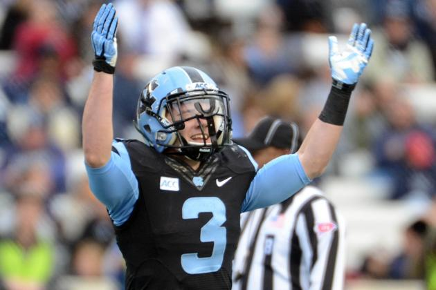 Video: Ryan Switzer's Record-Setting Punt Return vs. Cincinnati