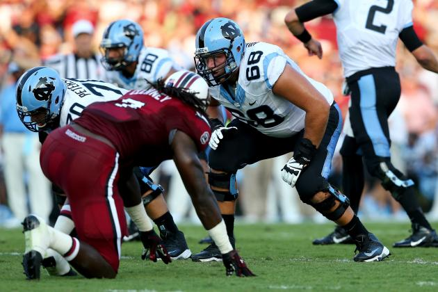 James Hurst Injury: Updates on North Carolina OT's Leg and Return