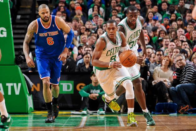 Will Rajon Rondo's Return Mean Boston Celtics Reshape Roster?